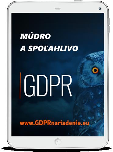 Nariadenie GDPR